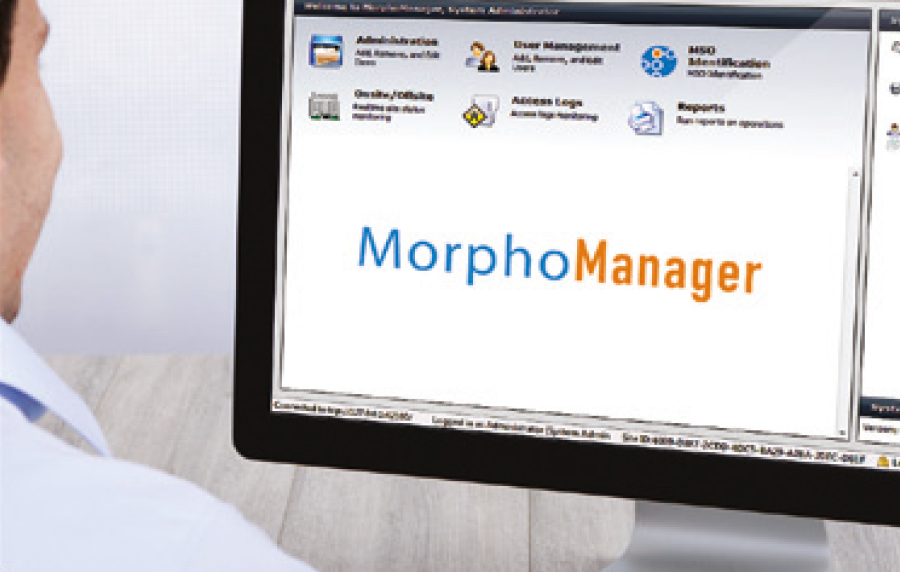 MorphoManager Software